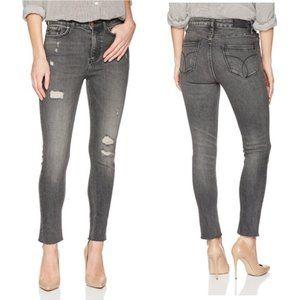 Calvin Klein | High Waist Ankle Skinny Jeans 27